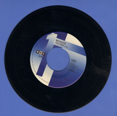 Roxette - The Look/Dressed For Success  - VG7/ - 45 rpm Records