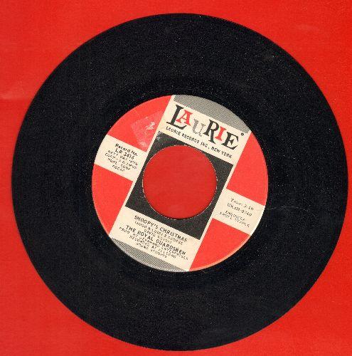 Royal Guardsmen - Snoopy's Christmas/It Kinda Looks Like Christmas  - VG6/ - 45 rpm Records