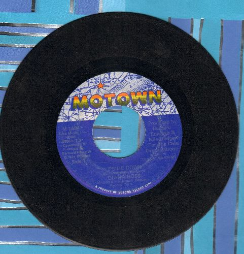 Ross, Diana - Upside Down/Friend To Friend  - VG7/ - 45 rpm Records