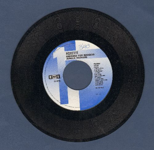 Roxette - Dressed For Success (double-A-sided DJ advance pressing) - NM9/ - 45 rpm Records