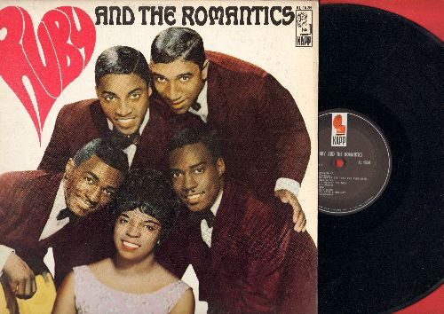 Ruby & The Romantics - Ruby & The Romantics: We Can Make It, Think, Remember Me, I Know, Every Day's A Holiday, Sweet Love And Sweet Forgiveness (vinyl MONO LP record) - NM9/EX8 - LP Records