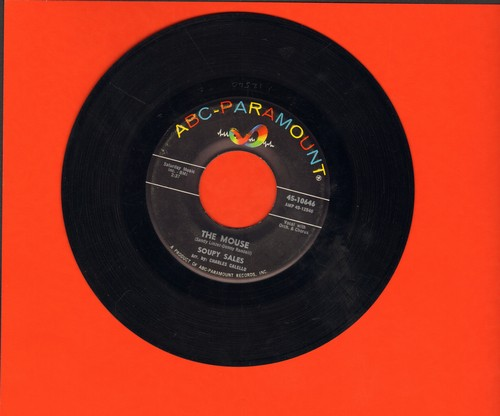 Sales, Soupy - The Mouse/Pechalafaka - EX8/ - 45 rpm Records