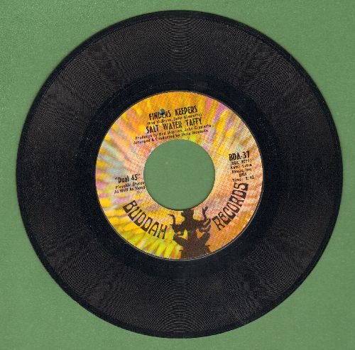 Salt Water Taffy - Finders Keepers/He'll Pay (FANTASTIC Bubblegum 2-sider!) (bb) - NM9/ - 45 rpm Records