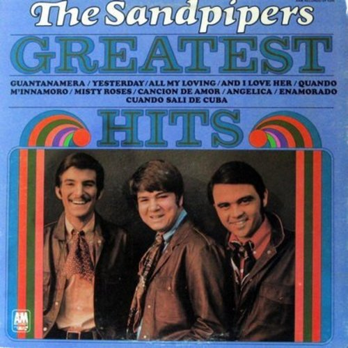 Sandpipers Greatest Hits Records Lps Vinyl And Cds
