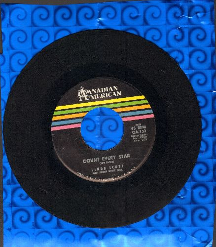 Scott, Linda - Count Every Star/Land Of Stars (MINT condition!) - M10/ - 45 rpm Records