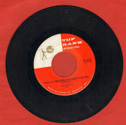 Scott, Jack - What In The World's Come Over You?/Baby Baby (NICE condition!) - NM9/ - 45 rpm Records