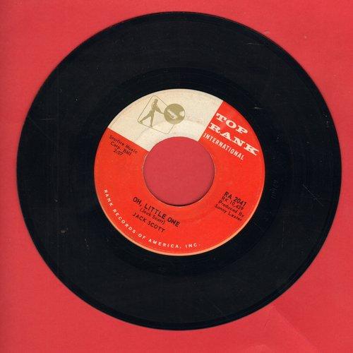Scott, Jack - Oh, Little One/Burning Bridges (MINT condition!) - M10/ - 45 rpm Records