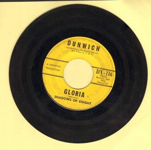 Gloria Dark Side Yellow Label Early Pressing