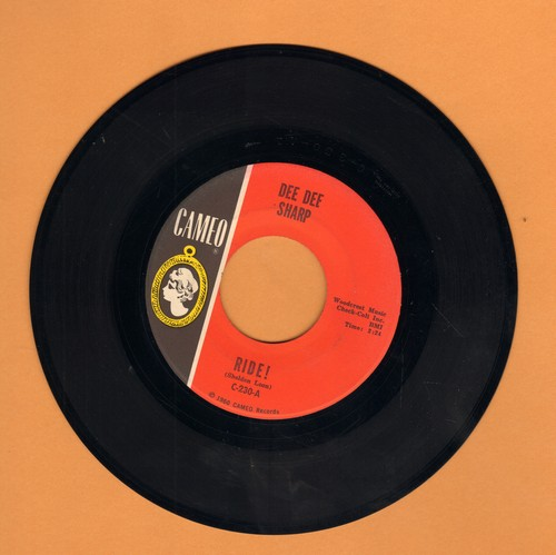 Sharp, Dee Dee - Ride!/The Night  - VG7/ - 45 rpm Records