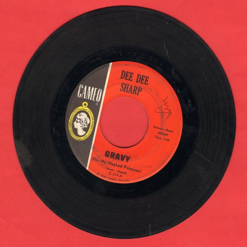 Sharp, Dee Dee - Gravy (For My Mashed Potatoes)/Baby Cakes - VG7/ - 45 rpm Records