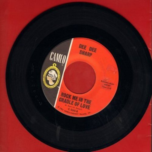 Sharp, Dee Dee - Rock Me In The Cradle Of Love/You'll Never Be Mine  - VG7/ - 45 rpm Records