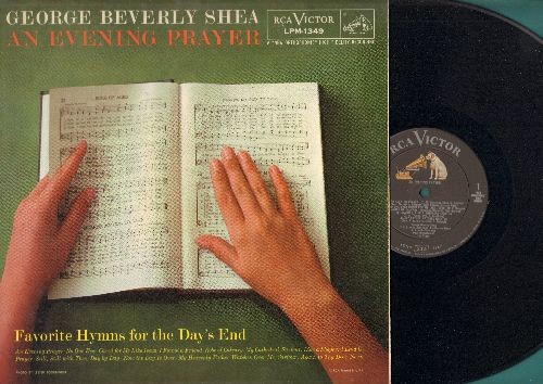 Shea, George Beverly - An Evening Prayer: Favorite Hymns For The Day's End (vinyl MONO LP record) - NM9/NM9 - LP Records