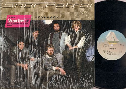 Shor Patrol - Loverboy: Loverboy, Heart Full Of Soul, Brand New Boy Can I Do It (Vinyl Maxi Record) - NM9/NM9 - LP Records