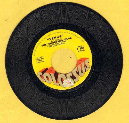 Shocking Blue - Venus/Hot Sand (minor wol) - NM9/ - 45 rpm Records