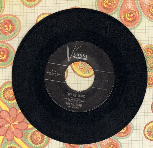 Shore, Roberta - Love At First Sight/Take Me Along - NM9/ - 45 rpm Records