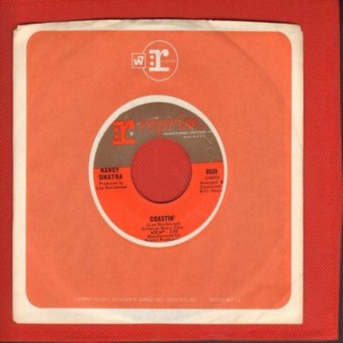 Sinatra, Nancy - Coastin'/Love Eyes (with Reprise company sleeve) - VG7/ - 45 rpm Records