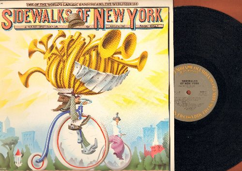 Wurlitzer 164 - Sidewalks Of New York - A Sound Spectacular Of Nostalgic Music Rolls (vinyl STEREO LP record) - NM9/NM9 - LP Records