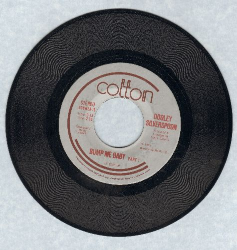 Silverspoon, Dooley - Bump Me Baby (Parts 1 +2) - VG7/ - 45 rpm Records