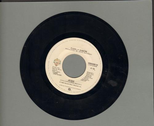 Simon, Carly - Jesse/Stardust  - VG7/ - 45 rpm Records