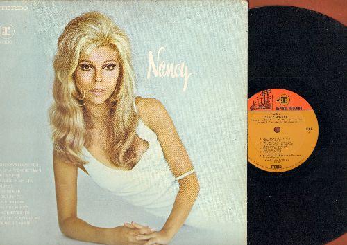 Sinatra, Nancy - Nancy: Light My Fire, My Mother's Eyes, Son-Of-A-Preacher Man, My Dad (My Pa) (vinyl STEREO LP record) - NM9/EX8 - LP Records