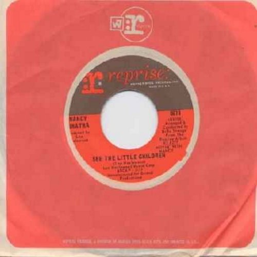 Sinatra, Nancy - See The Little Children/100 Years (with original company sleeve) - NM9/ - 45 rpm Records