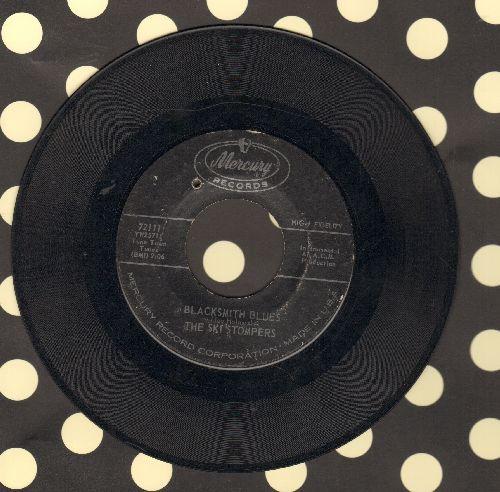Ski Stompers - Blacksmith Blues/Frump (bb) - VG7/ - 45 rpm Records