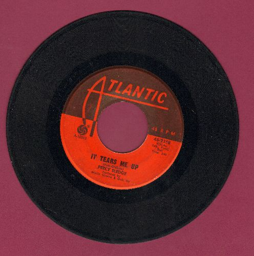 Sledge, Percy - It Tears Me Up/Heart Of A Child - VG6/ - 45 rpm Records