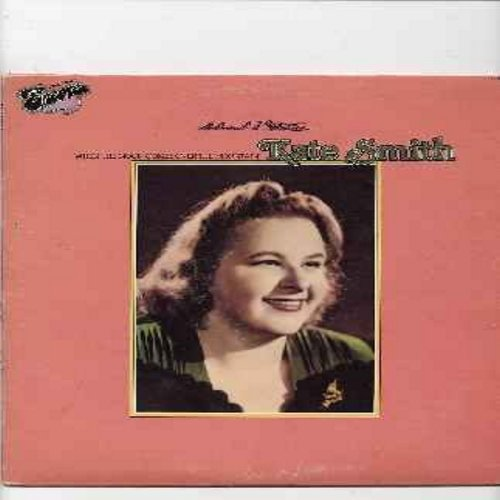 Smith, Kate - When The Moon Comes Over The Mountain: God Bless America, Don't Fence Me In, I've Got A Gal In Kalamazoo (vinyl LP record, re-issue of vintage recordings) - NM9/EX8 - LP Records
