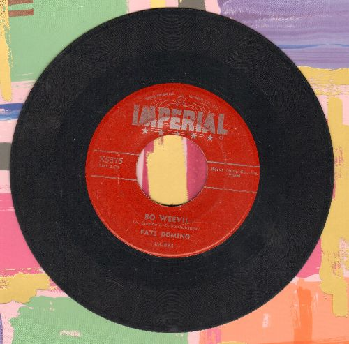 Domino, Fats - Bo Weevil/Don't Blame It On Me - VG7/ - 45 rpm Records