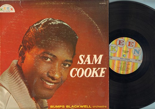 Cooke, Sam - Sam Cooke: You Send Me, Tammy, Ol' Man River, Summertime, Ain't Misbehavin' (vinyl MONO LP record, multi-color label first pressing) - VG7/G5 - LP Records