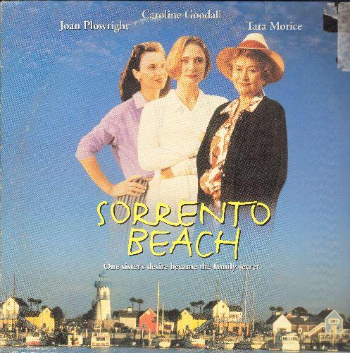 Sorento Beach - Sorento Beach Laser Disc Starring Joan Plowright (soc) - NM9/EX8 - Laser Discs