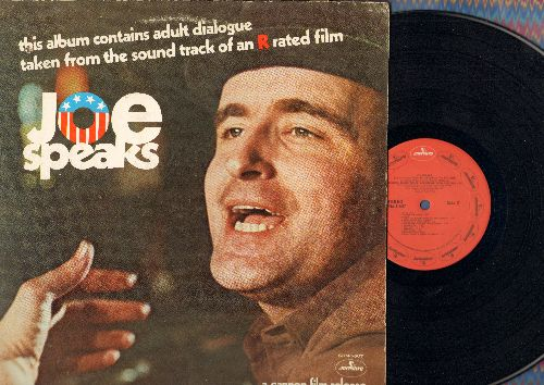 Boyle, Peter, Susan Sarandon, others - Joe Speaks - Original Sound Track Album (vinyl STEREO LP record) - EX8/VG6 - LP Records