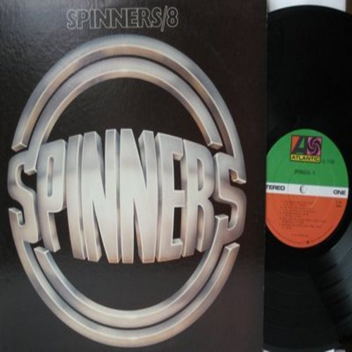 Spinners - Spinners/8: I'm Gonna Getcha, Heaven On Earth (So Fine), Back In The Arms Of Love, Baby I Need Your Love (You're The Only One) (vinyl STEREO LP record) - NM9/NM9 - LP Records