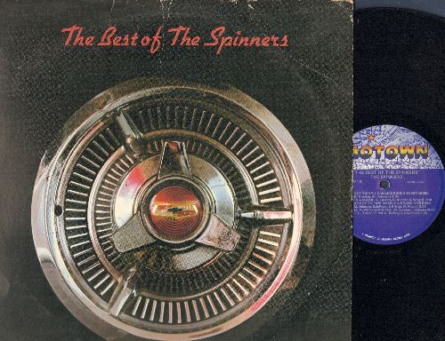 Spinners - The Best Of: It's A Shame, Sweet Thing, O-o-o Child, Together We Can Make Such Sweet Music (vinyl STEREO LP record) - NM9/VG7 - LP Records