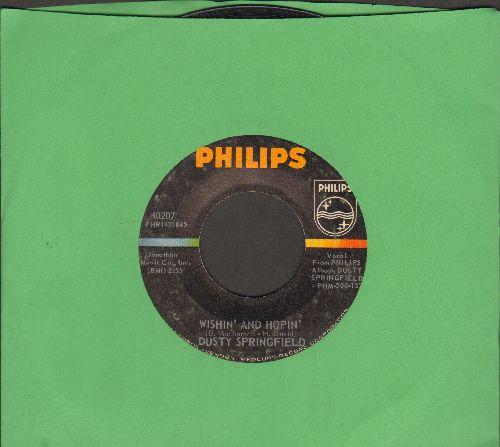 Springfield, Dusty - Wishin' And Hopin'/Do Re Mi - EX8/ - 45 rpm Records
