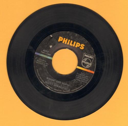 Springfield, Dusty - Wishin' And Hopin'/Do Re Mi - VG7/ - 45 rpm Records