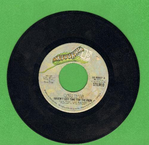 Simon, Carly - Haven't Got Time For The Pain/Mind On My Man - VG7/ - 45 rpm Records