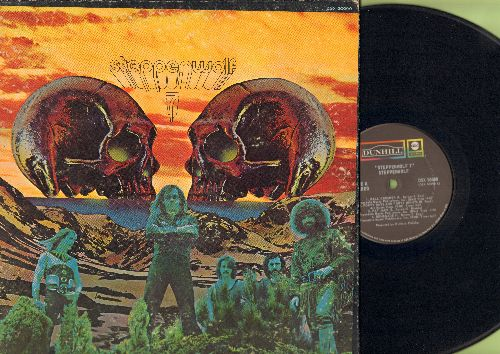 Steppenwolf - Steppenwolf 7: Ball Crusher, Forty Days And Forty Nights, Renegade, Hippo Stomp, Foggy Mental Breakdown (vinyl STEREO LP record, gate-fold cover) - NM9/G5 - LP Records