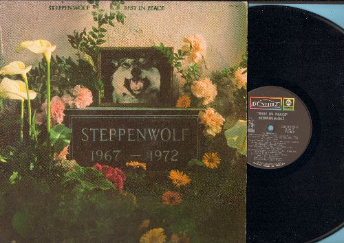 Steppenwolf - Rest In Peace: Renegade, Desperation, You'r Wall's Too High, Hippo Stomp, Take What You Need (vinyl STEREO LP record) - NM9/VG7 - LP Records