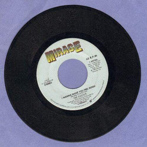 System - I Wanna Make You Feel Good/Sonic Fire - EX8/ - 45 rpm Records