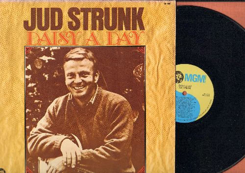 Strunk, Jud - Daisy A Day: Bill Jones General Store, Th Runaway, This House, Faretheewell (vinyl STEREO LP record) - NM9/NM9 - LP Records