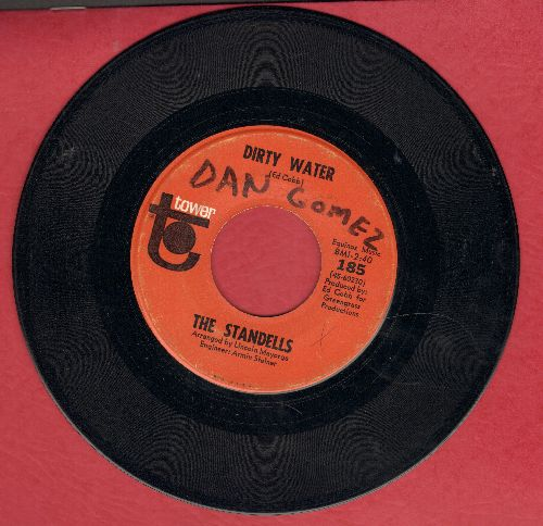 Standells - Dirty Water/Rari (wol) - VG7/ - 45 rpm Records