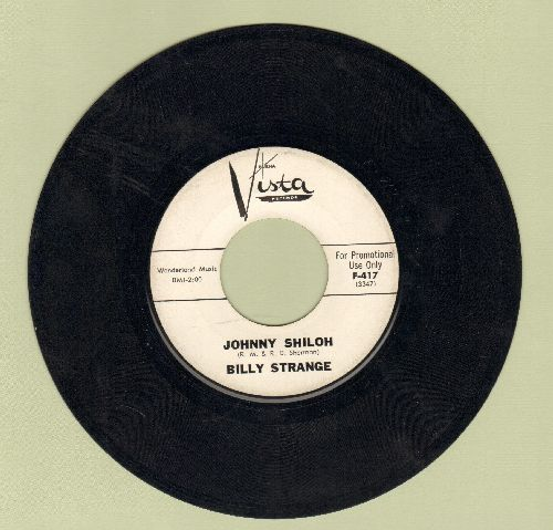 Strange, Billy - Johnny Shiloh/Day By Day (DJ advance pressing) - EX8/ - 45 rpm Records