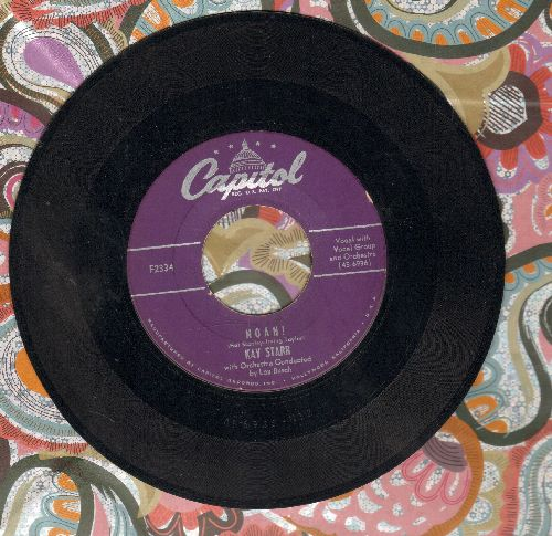 Starr, Kay - Noah!/Side By Side - VG7/ - 45 rpm Records