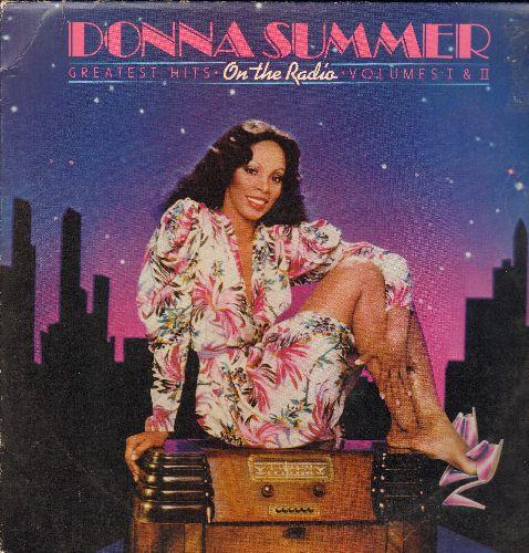 Summer, Donna - On The Radio - Greatest Hits: Love To Love You Baby, Last dance, Mac Arthur Park, Hot Stuff, Bad Girls, I Feel Love (2 vinyl STEREO LP record set) - VG7/VG7 - LP Records
