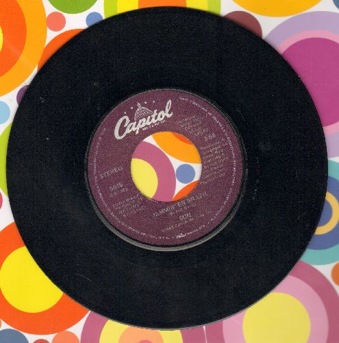 Sun - Jammin' En Brazil/This Is What You Wanted - EX8/ - 45 rpm Records