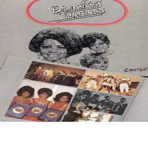 Supremes - Anthology: Where Did Our Love Go?, Baby Love, Come See About Me, Stop! In The Name Of Love, You Can't Hurry Love, You Keep Me Hanging On, The Happening, Love Child, You Send Me, Someday We'll Be Together (set of 3 vinyl LP records, 1974 first i