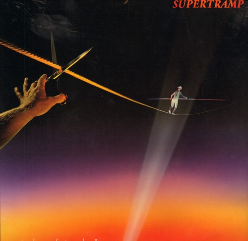 Supertramp - Famous Last Words: It's Raining Again, Waiting So Long, My Kind Of Lady, Put On Your Old Brown Shoes (vinyl STEREO LP record) - NM9/NM9 - LP Records