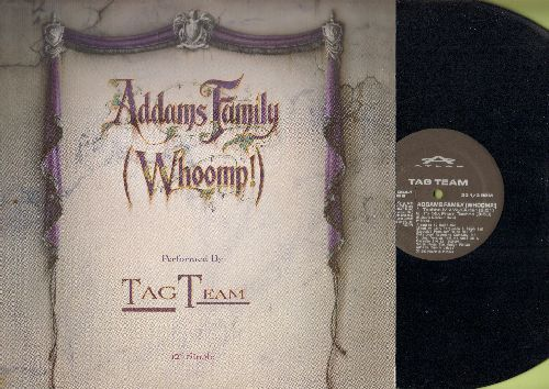 Tag Team - Addams Family (Whoomp!) - Performed by Tag Team (12