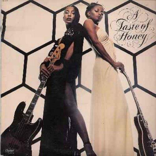 Taste Of Honey - A Taste Of Honey: Boogie Oogie Oogie (5:37 Extended Version), Disco Dancin', If We Loved, You're In Good Hands, Sky High (vinyl STEREO LP record) - EX8/EX8 - LP Records